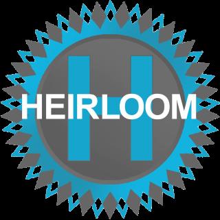Heirloom Sticker